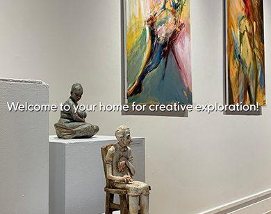 Art Center of Highland Park main gallery